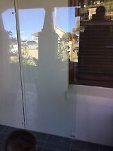 Glass shower screen 185 x 60 x 1 cm Putney Ryde Area Preview