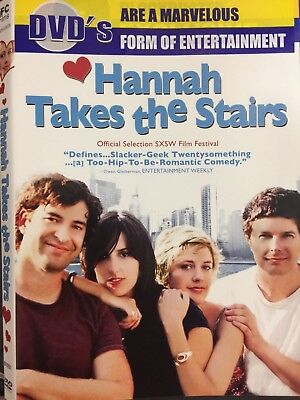 Hannah Takes the Stairs (DVD, 2008) Blockbuster Exclusive Version