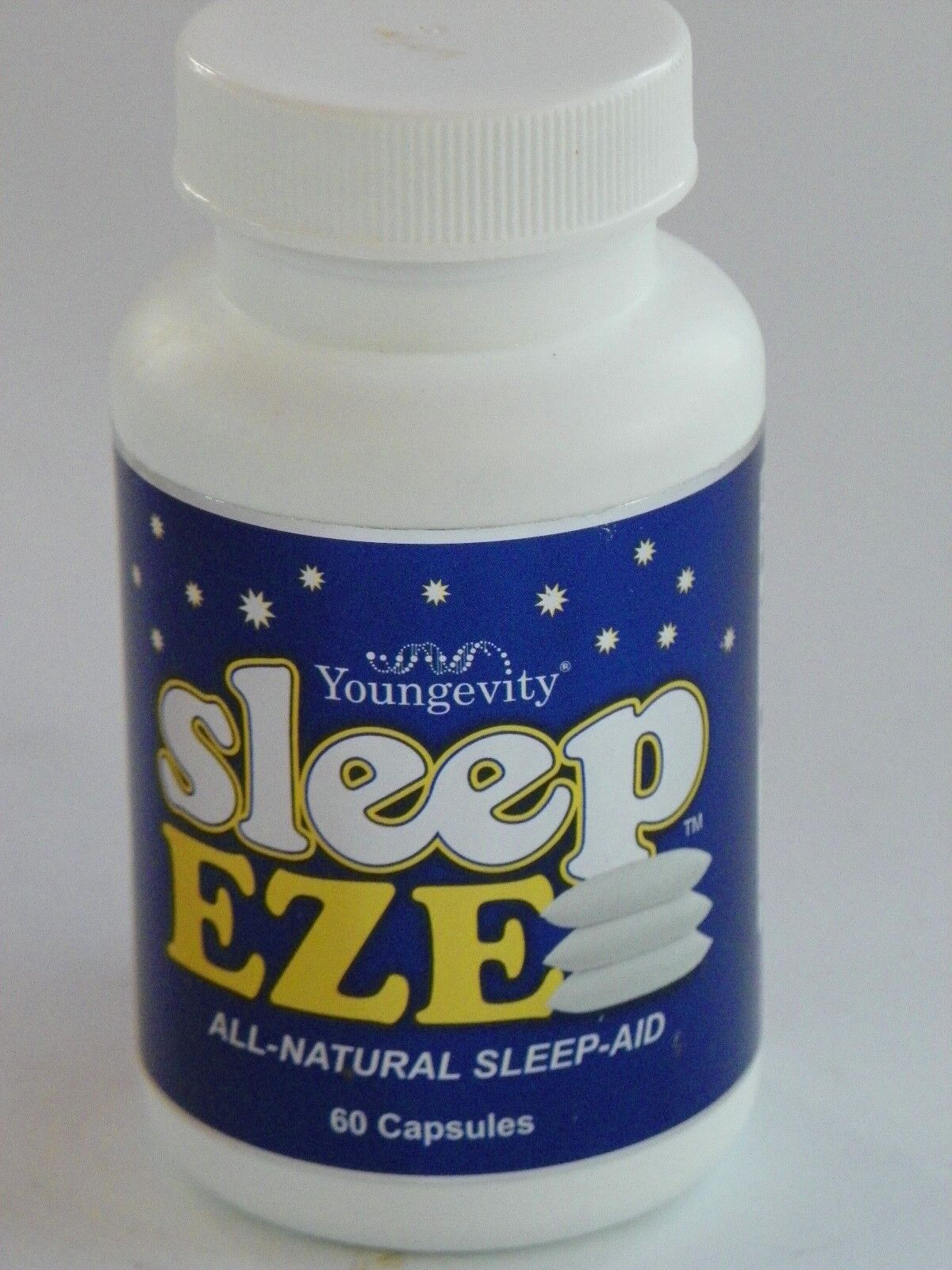 youngevity sleep eze 60 capsules dr wallach