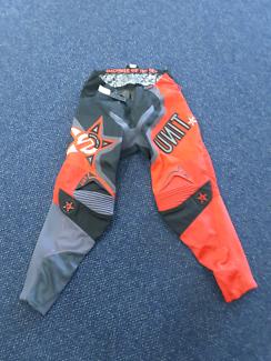 Shift mx motorcycle pants jersey honda colour