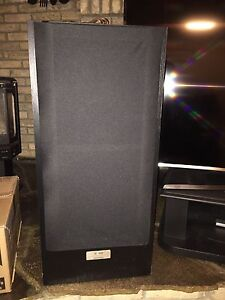 Kenwood 3 way speakers