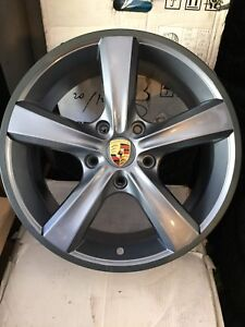 "BRAND NEW 18"" PORSCHE WHEELS"