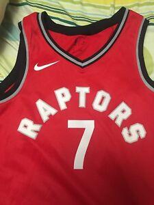 Toronto Raptors Kyle Lowry Swingman jersey