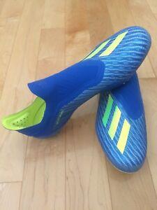 NEVER WORN ADIDAS X 18+ Soccer Cleats