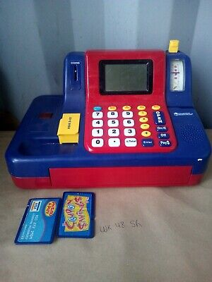 Pretend Play Teaching Cash Register - Learning Resources Pretend & Play Teaching Cash Register