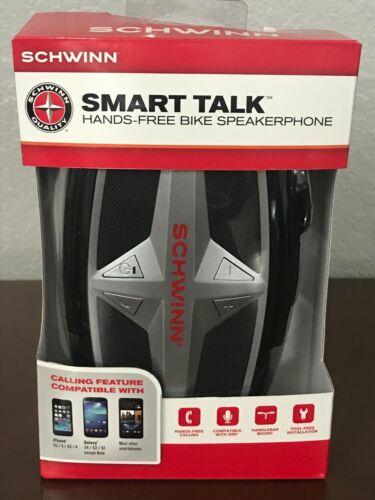 Schwinn Smart Talk Handsfree Bike Speakerphone Speaker and Mount for Iphone...