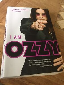 """ I am Ozzy "" book"