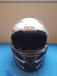 Shark Motorbike Helmet - Medium - S700 Legion