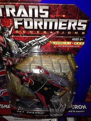 Transformers Universe Classics G1 Black Sky Shadow Generations Misb New G1 Shadow