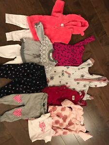 Girls 6-12 months lot