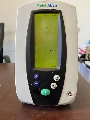 Welch Allyn 420 Series Spot Check Patient Monitor No Power Adapter