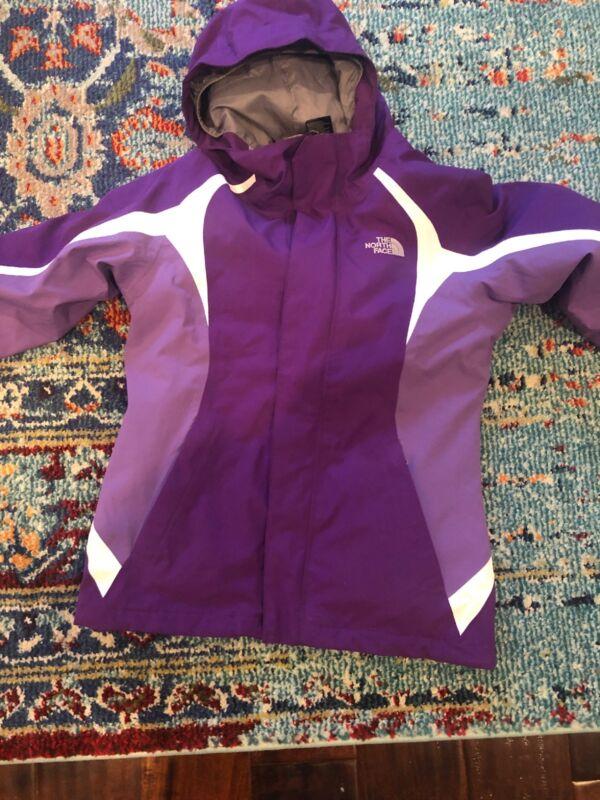 North Face Girls Medium Jacket 10/12