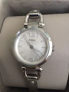 Brand new with protective plastic authentic FOSSIL watch