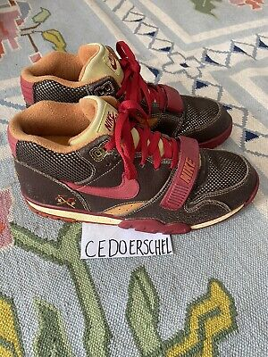 Nike Air Trainer Huf Gold Digger SF 11 High Pro 2005 Rare AUTHENTIC Dunk Sb