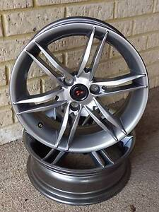 Can-am Spyder Set of 14inch Rims Marangaroo Wanneroo Area Preview