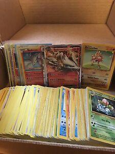 Pokemon Cards With Base Set Holo! Reshiram ex!