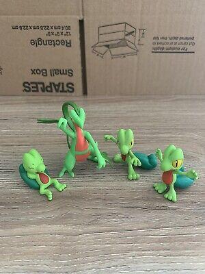Tomy Treecko Grovyle Lot Pokemon Figure Toy