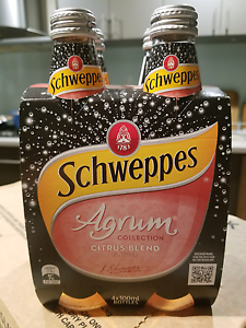 Schweppes drinks Mount Hawthorn Vincent Area Preview