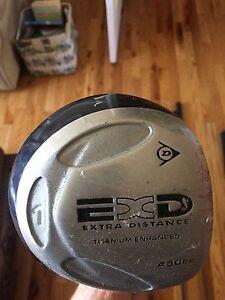 Dunlop EXD Golf Club Set