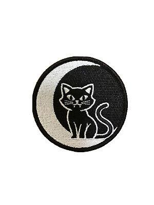 Prometheus Design Werx PDW Black Cat Moon Glow In Dark 2020 Morale Patch