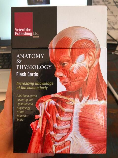 Anatomy Physiology Flash Cards Nursing 47 Medical