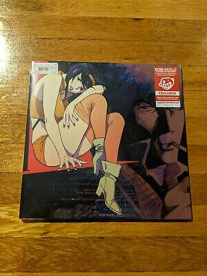 Cowboy Bebop OST 2LP Vinyl - Newbury Comics Space Splatter Variant /500