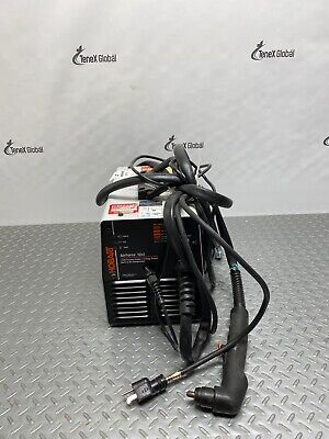 Hobart Airforce 12ci Plasma Cutter 500564 120v 12amp Builtin Air Compressor P-17