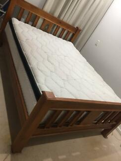 King size Bed and Luxurious Matress for sale!!!