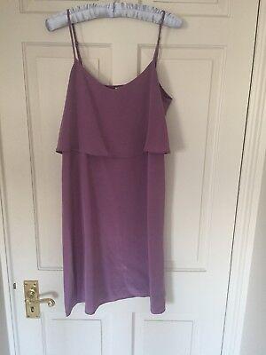 Iris And Ink Silk Dress