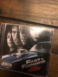Fast and furious CD