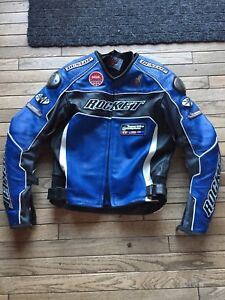 Joe rocket motorcycle jacket with removable liner
