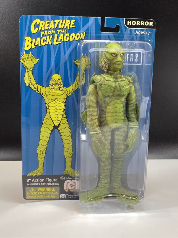 BRAND NEW Mego Creature from the Black Lagoon Horror Universal Monsters Figure