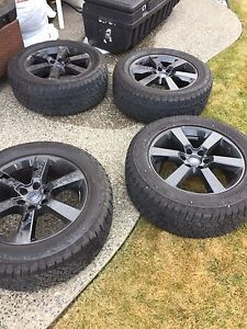 """Ford stock wheels 20"""""""