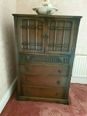 Antique chest of drawers, great condition - FREE COLLECTION ONLY FROM ALTRINCHAM