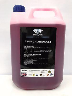 Snow Foam Traffic Film Remover TFR & Degreaser Super Thick - 5L