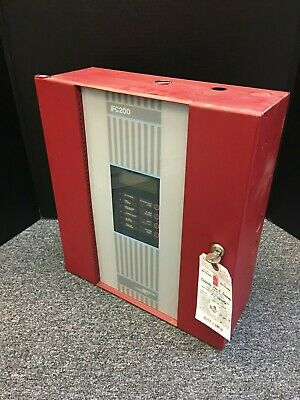 Johnson Controls Ifc200 Intelligent Fire Controller Fire Alarm System