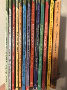 Magic Treehouse Books