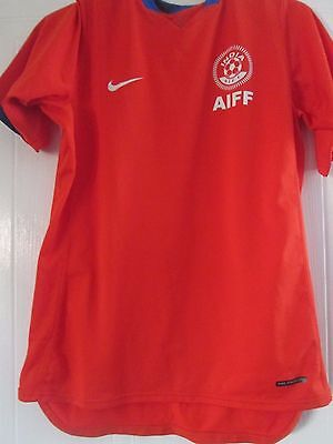 India AIFF 2006-2007 Away Football Shirt Size Medium /41297 image