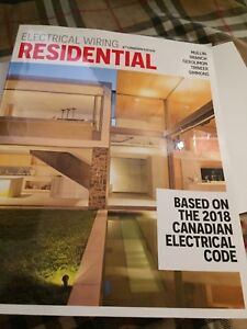 Electrical wiring Residential 8th Canadian Edition