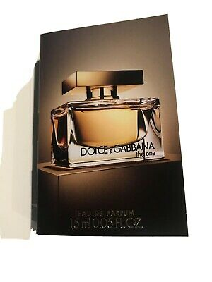 Sale ~ Dolce & Gabanna D&G The One edp women sample (Dolce Gabanna Sale)