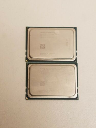 (N) Lot of 2-AMD Opteron 6386 16-Core 2.8GHz OS6386YETGGHK Server CPU Processors