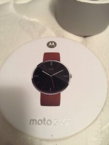 Moto 360 Android watch