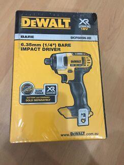 DeWalt 18V XR Brushless Impact Driver Skin DCF885N-XE Brunswick East Moreland Area Preview