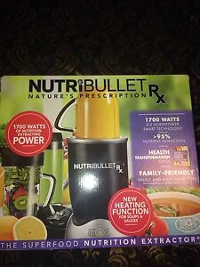 Selling my Nutri bullet Rx brand new RRP $399 Bayswater Bayswater Area Preview