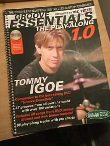 Tommy Igoe Groove Essentials 1.0 avec CD