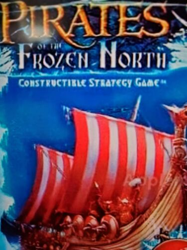 Wizkids Pirates of the Frozen North SINGLES *Pick One* Pocketmodel CSG Unpunched