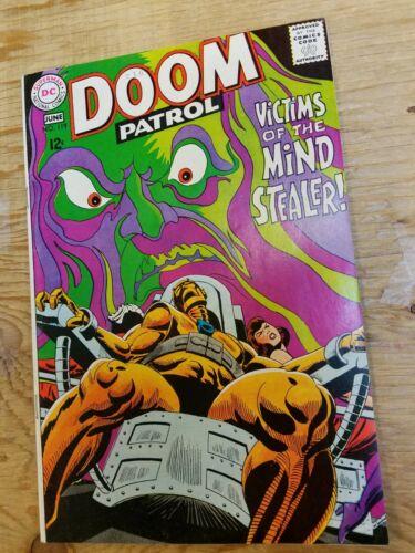 Doom Patrol #119
