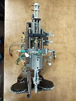 Universal Instruments Radial 6358a Insertion Head Assembly