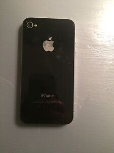 Black 8g IPhone 4s