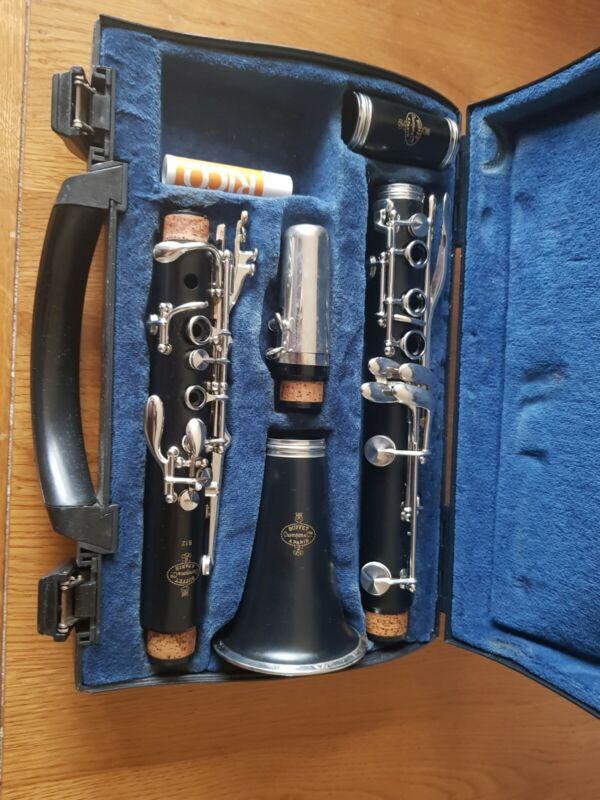 Clarinet buffet B 12 (444)